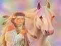 Cool Indian Horse - horses wallpaper