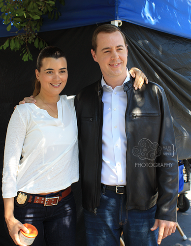 Cote and Sean