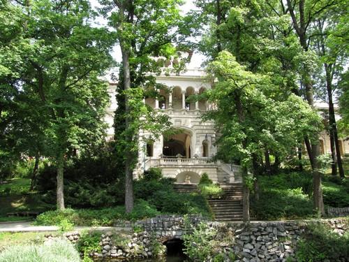Cotroceni palace Bucharest Romania