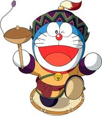 Doraemon Hintergrund titled Cute Doraemon
