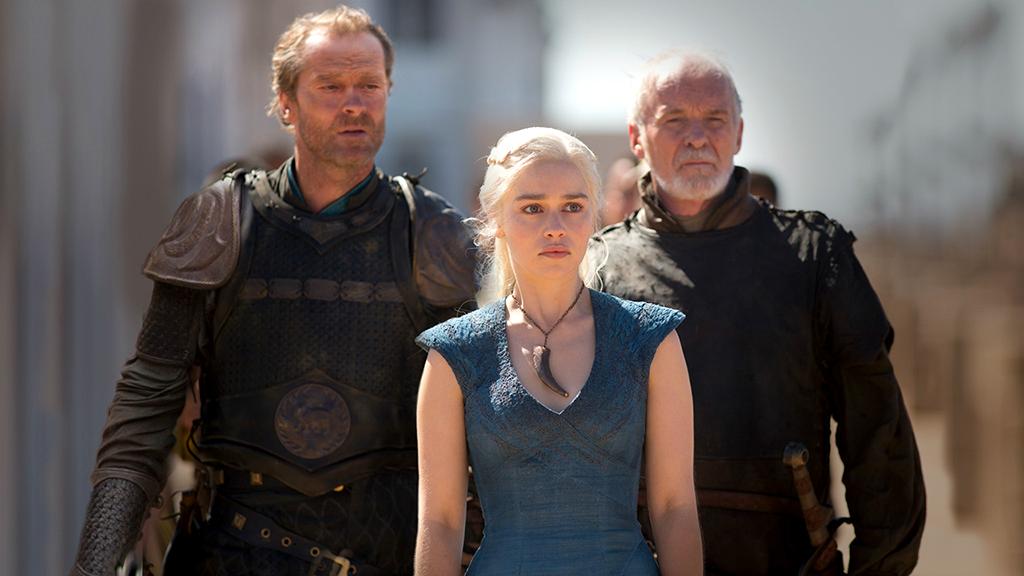 Daenerys Targaryen & Jorah Mormont - Jorah & Daenerys ...
