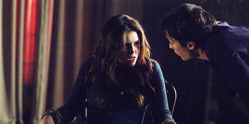Damon & Elena - TVD 4X21 She's Come Undone Stills