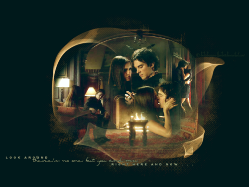 Damon+Elena
