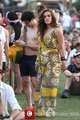 Darren Criss &amp; Mia Swier at Coachella 2013 - darren-criss photo
