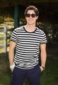 Darren Criss attend the H&M Loves Music Coachella 2013