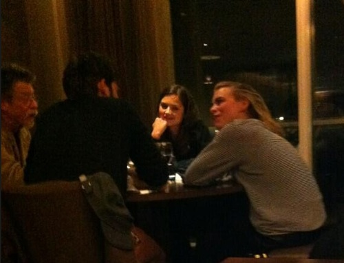 David, Billie and J-Lou!!!!! :D