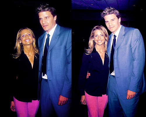 David & Sarah ♥