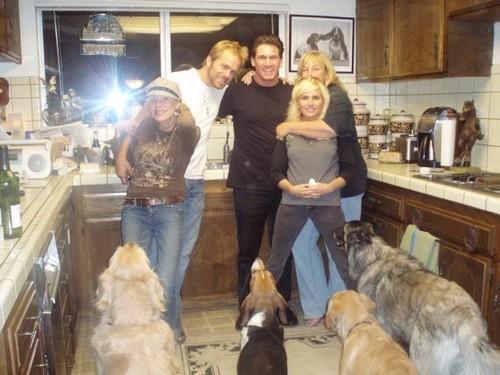 Debbie Rowe Friends NEW pic! (2013)