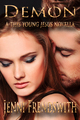 Demon: A This Young Jesus Novella - chick-lit photo
