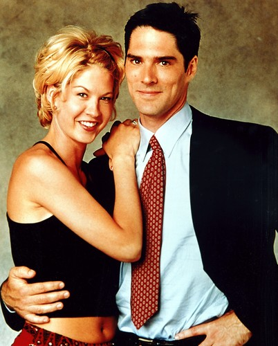 Dharma & Greg wallpaper containing a business suit titled Dharma & Greg