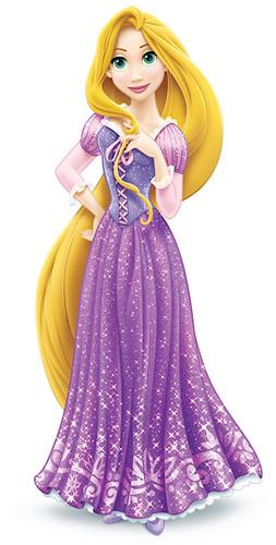 Die Prinzesin des Monats März: Rapunzel