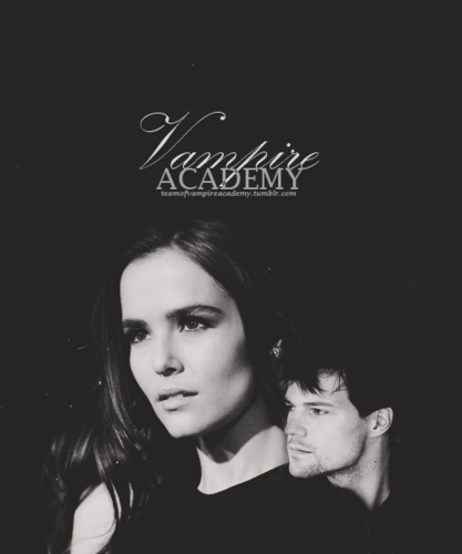 Dimitri and Rose Vampire Academy