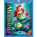 Disney Princess - The Little Mermaid: Diamond Edition Blu-Ray Cover - disney-princess photo