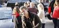 Divergent Cast Out For abendessen in Chicago, April 14th