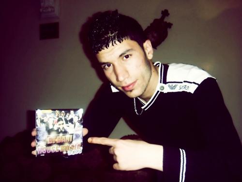 Dj Dani Album 2013