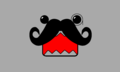 Domo con mostacho - evanescence photo