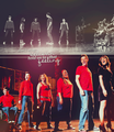Don't stop Believin' - glee fan art