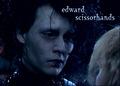 Edward (Johnny Depp)