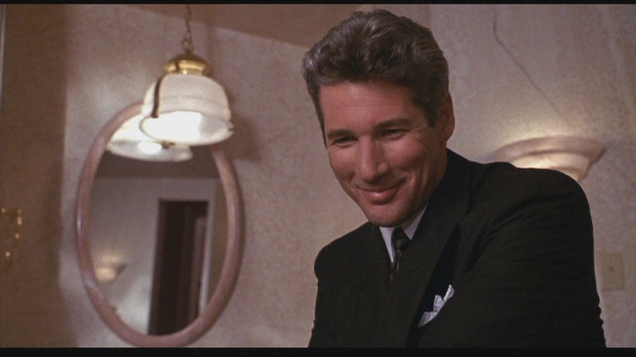 Edward Lewis Richard Gere Romantic Male Characters