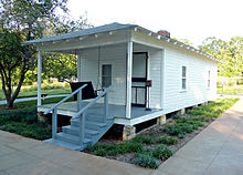 Elvis' Chilldhood Place Of Residence In Tupelo, Mississippi