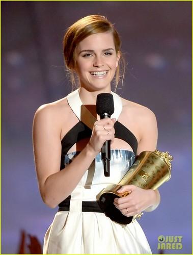 Emma Watson - MTV Movie Awards 2013