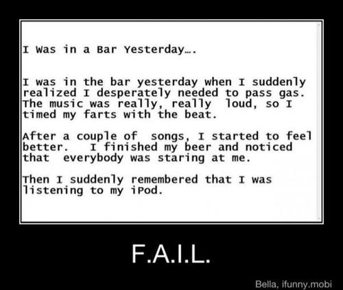 Epic Fail xD