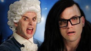 Epic Rap Battles of History wallpaper probably containing a portrait titled Erb