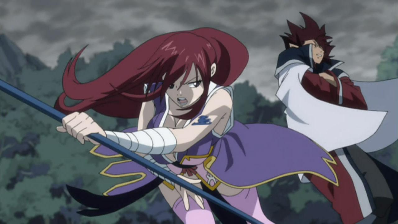 Erza vs Cobra - Anime Photo (34286848) - Fanpop