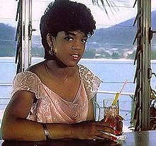 """Evelyn """"Champagne"""" King"""