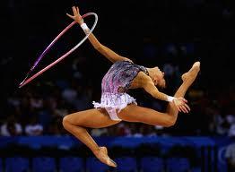 Evgenia Kanaeva 2008 Beijing Olympics hoop