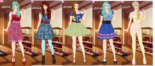 Fairy Tail Girls :)