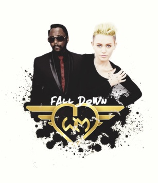 Fall Down cover