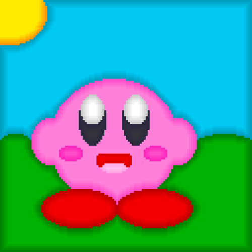 fã Made Kirby (Animated Version)