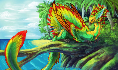 Magical Creatures images FanTasy CreaTure wallpaper and background ...