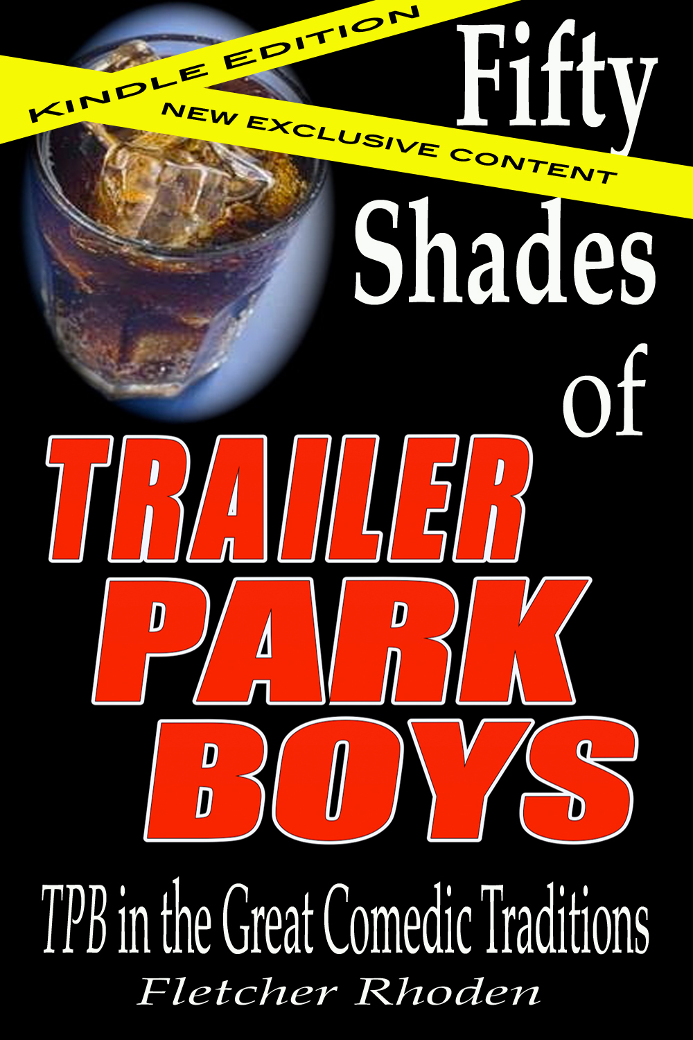 fifty shades of trailer park boys   books to read photo