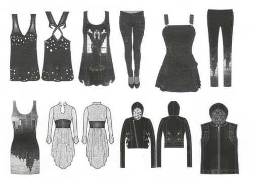 First Look At Hot Topic's TMI Inspired Clothing Range!