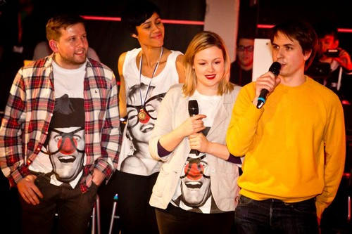 Fresh Meat Does Comic Relief