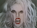 Gaga Born This Way - lady-gaga fan art