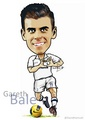 Gareth Bale - soccer fan art