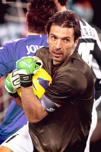 Gianluigi Buffon Juventus 2013