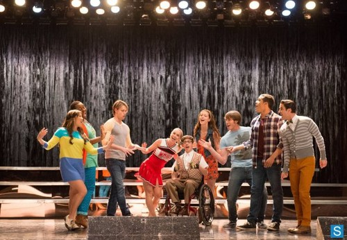 glee - Episode 4.20 - Lights Out - Promotional foto