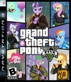 Grand Theft Pony 5 - my-little-pony-friendship-is-magic photo