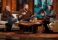Greg Nicotero, Robert Kirkman, and Chris Hardwick