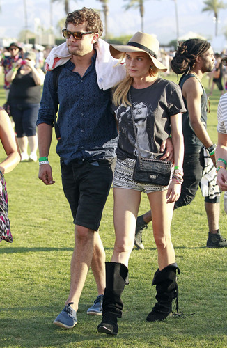 H&M Loves संगीत Coachella 2013 Event