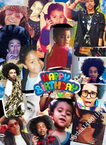 HAPPY BIRTHDAY PRINCETON!!! I still cant believe this little misfit is 17! :D <3 B) ;* ;D ; { D :)