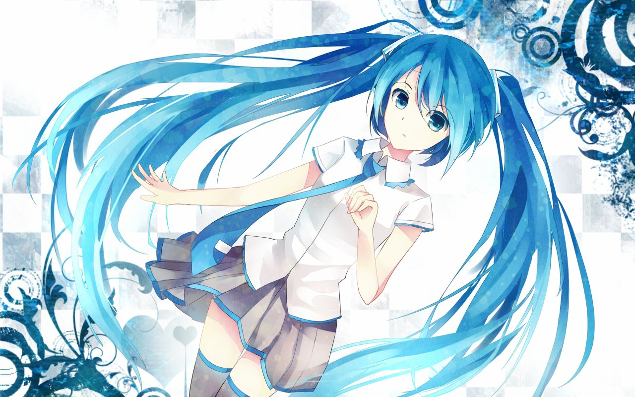 vocaloid cute miku anime - photo #11