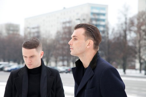 HURTS FOR MUSIKEXPRESS MAGAZINE JANUARY 2013