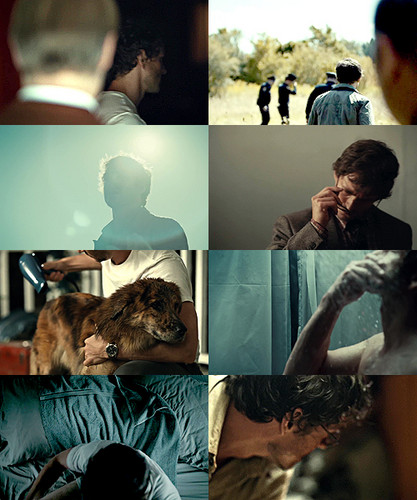 Hannibal 1.01 | Will Graham x faceless