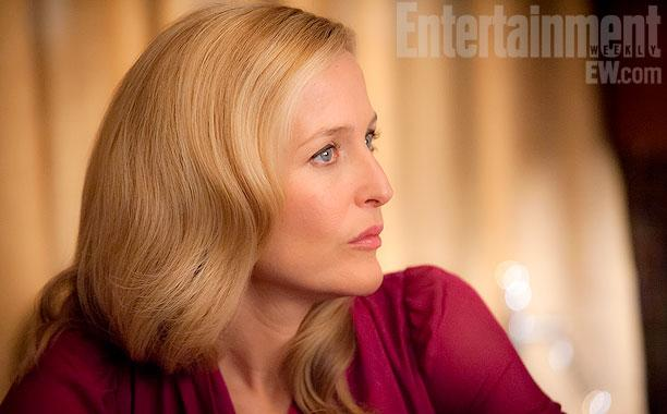 Hannibal - First Look at Gillian Anderson