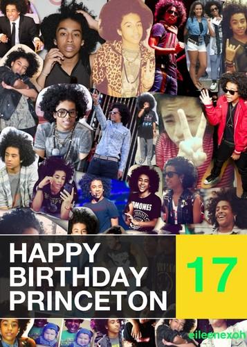 Happy 17th Birthday, Princeton & I Wuv you, baby boo boo LOL!!!!!! XD :D XO ;D <3 ;) :) ;* :* B)